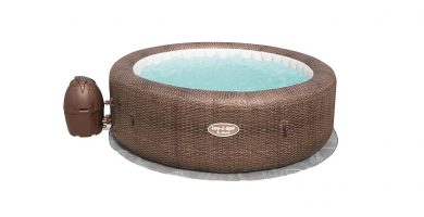 Spa Hinchable Lay- Z-Spa St. Moritz
